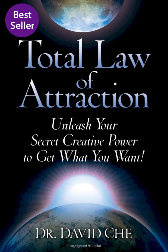 Total Law of Attraction by David Che Book Cover